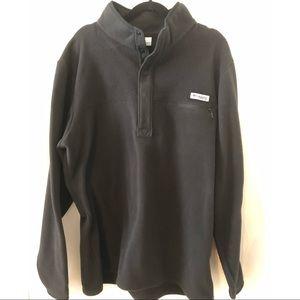 Columbia jacket size large, gray